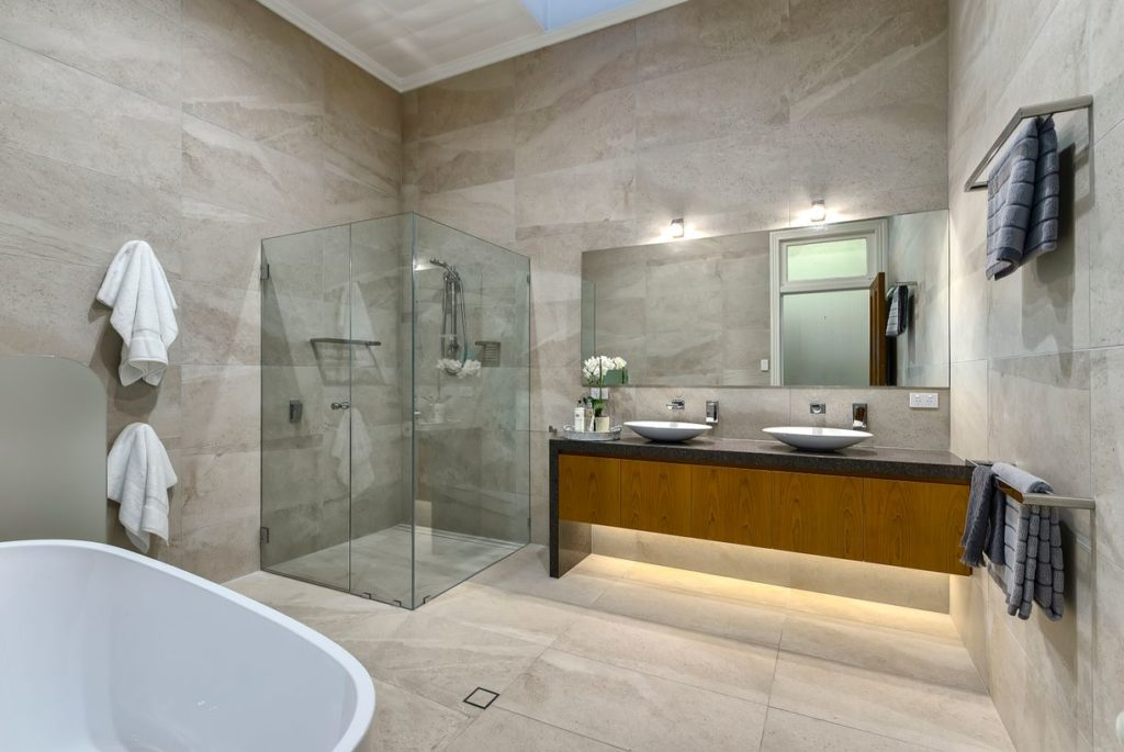 Popular on Trend Bathroom Design Features - Albury Homes
